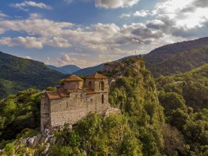 Explore Bachkovo Monastery, Asen's Fortress and Plovdiv