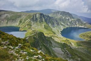 Hiking to the Seven Rila Lakes